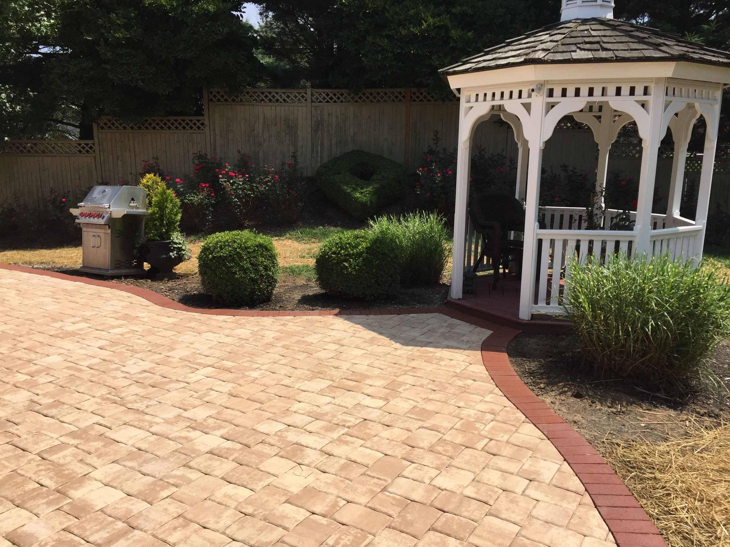 Outdoor gazebo contractor in Baltimore