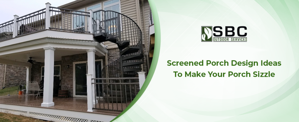 Screened in porches Baltimore MD